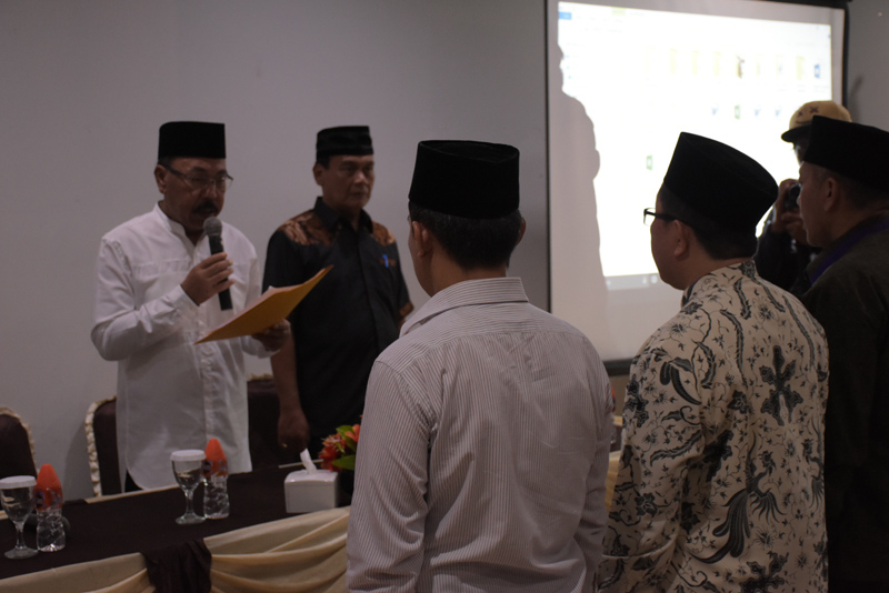 Pelantikan Dewan Hakim MTQ XXXVII Karawang